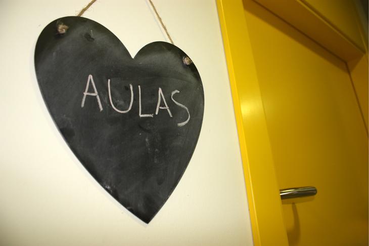 Aulas - Escuela Infantil en Málaga - Con C de Cariño
