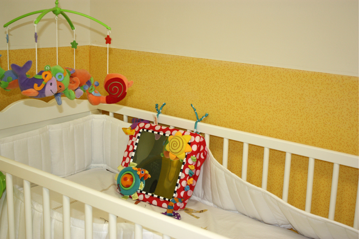 Cambiador - Escuela Infantil en Málaga - Con C de Cariño