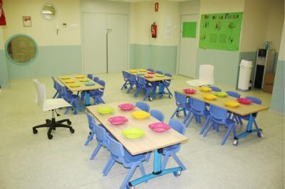 Comedor- Escuela Infantil en Málaga - Con C de Cariño