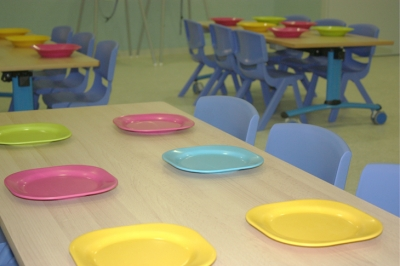Comedor - Escuela Infantil en Málaga - Con C de Cariño