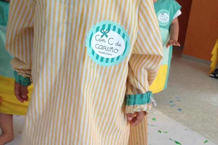 Uniforme Con C de Cariño, imagen de galería - Escuela Infantil en Málaga - Con C de Cariño