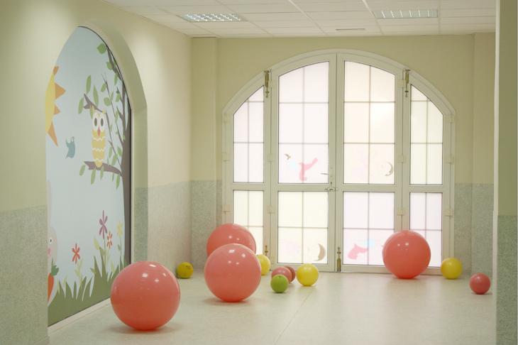 Gimnasio - Escuela Infantil en Málaga - Con C de Cariño