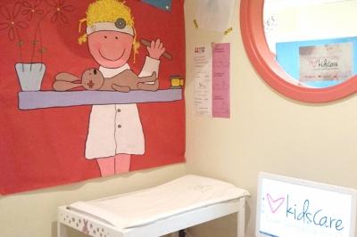 Enfermería, imagen de galería - Escuela Infantil en Málaga - Con C de Cariño