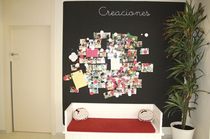 Recepción, imagen de galería - Escuela Infantil en Málaga - Con C de Cariño