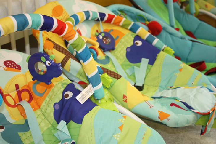 Sillas para bebés - Escuela Infantil en Málaga - Con C de Cariño