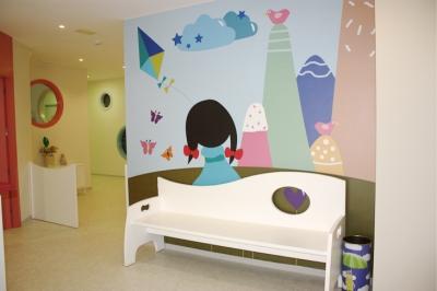 Zona de espera, imagen de galería - Escuela Infantil en Málaga - Con C de Cariño