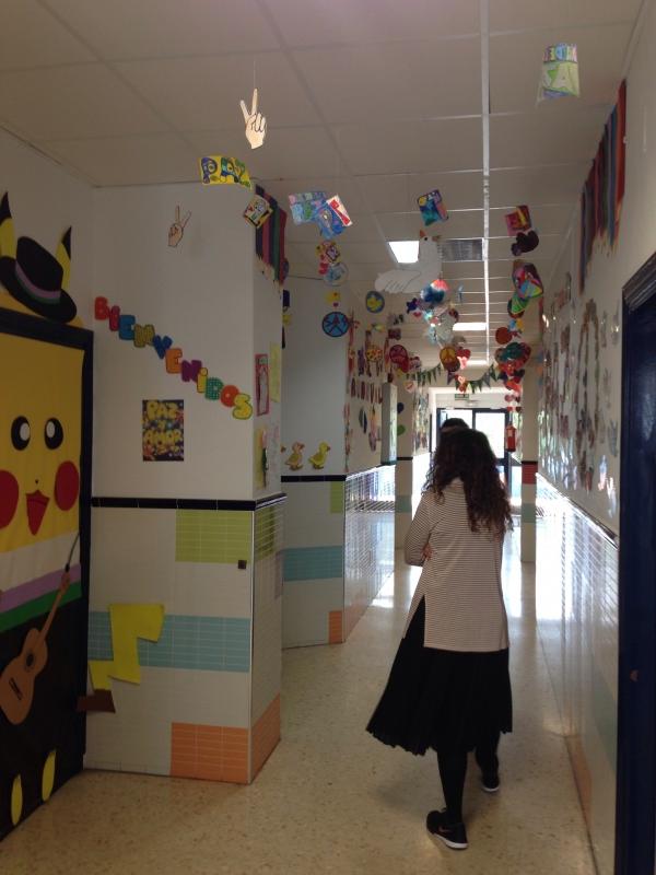 Platero Green School