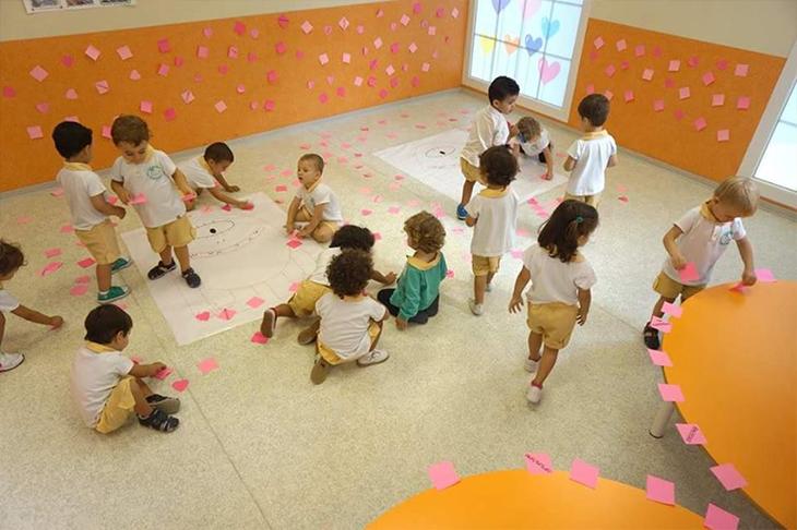Imagen de galería, actividad de clase - Escuela Infantil en Málaga - Con C de Cariño