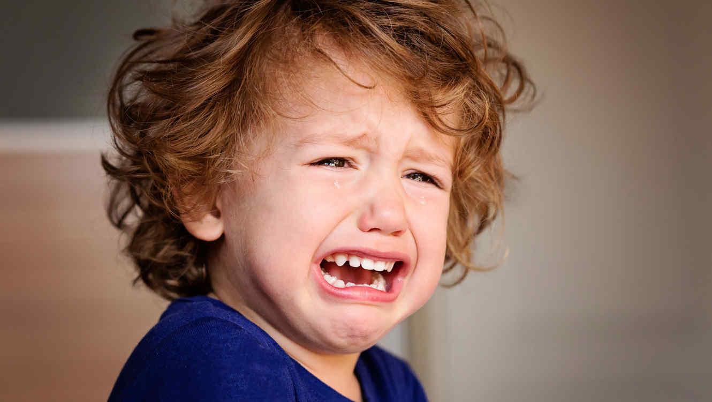 Cuando entran llorando a la escuela - Escuela Infantil en Málaga - Con C de Cariño