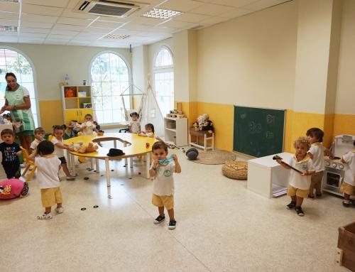 Juego libre, su presencia en las aulas